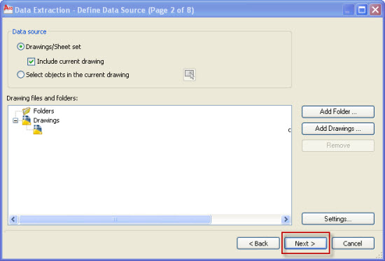 03-autocad-specifikacia-data-extraction-drawing