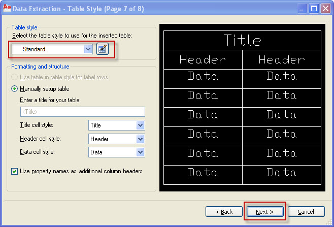 08-autocad-specifikacia-data-extraction-table-style